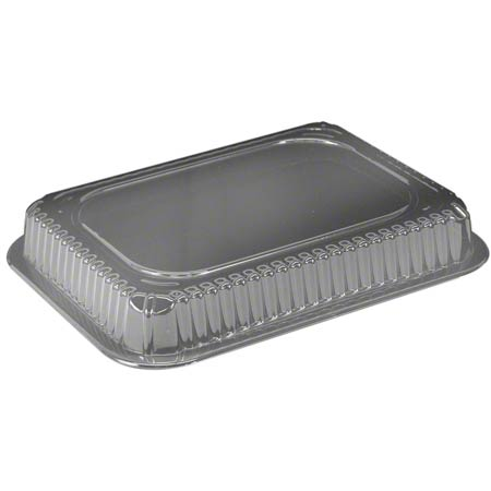 """2062DL-500 OBLONG DOME LID 3/4""""TALL 500/CS FOR 2-1/4#PAN"""