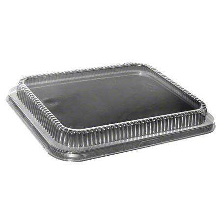 321LDL-100 LOW DOME LID PLASTIC FOR HALF SIZE PAN