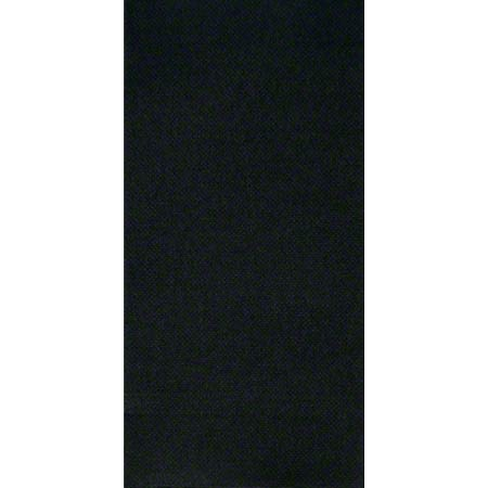 200100 DINNER NAPKIN 15.5X15.5 FASHNPOINT BLACK