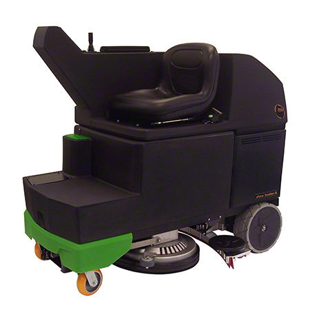 "8302601 26"" RIDE-ON SCRUBBER eFORCE w/ ON-BOARD BATTERY"