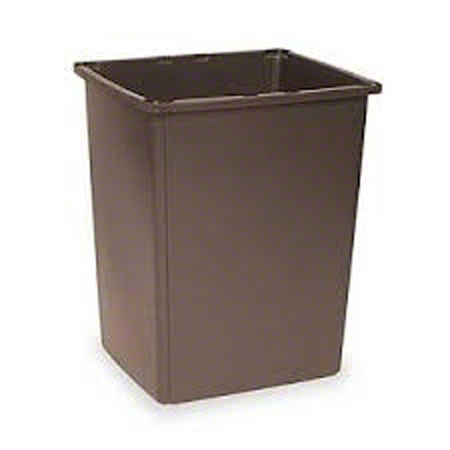 256B GLUTTON CONTAINER 56-GAL BROWN, UV CERTIFIED