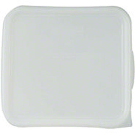 6523 WHITE LID FOR SQUARE CONTAINER 6312