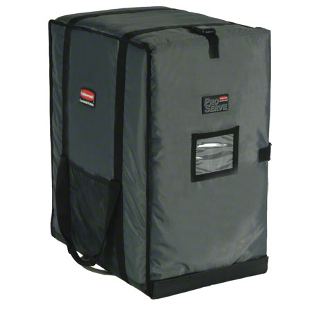 9F14 INSULATED FULL SIZE PAN CARRIER, END LOAD LARGE;