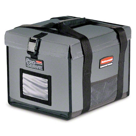 9F15 HALF-SIZE PAN CARRIER INSULATED GRAY, TOP LOAD