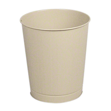 WB26 26-QT ROUND WASTEBASKET OPEN TOP, STEEL UL CLASSIFIED,