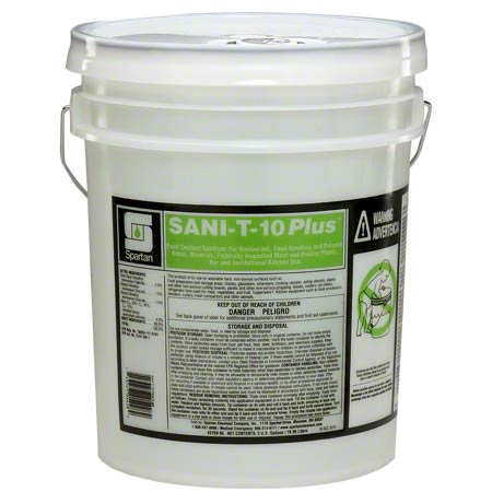 3159 SANI-T-10 PLUS 5-GALLON