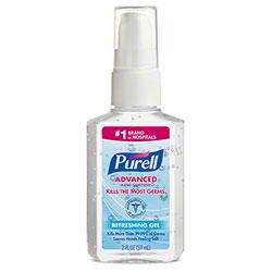GOJO® Purell® Advanced Instant Hand Sanitizer - 2 oz.