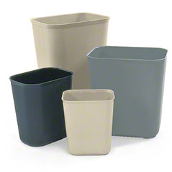 Rubbermaid® Fire Resistant Wastebaskets