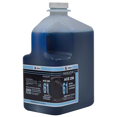 SSS® Navigator 61 Ace 256 Neutral Disinfectant & Detergent