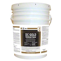 SSS® DC Gold Disinfectant Cleaner - 5 Gal.