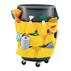 Rubbermaid® Brute® Caddy Bag - Yellow
