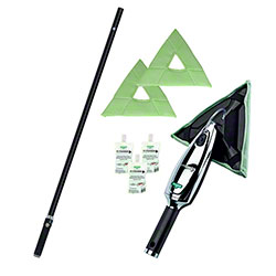 Unger® Stingray Indoor Window Cleaning Kit - 5'