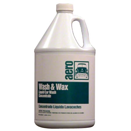 aero® Wash & Wax - 55 Gal. Drum