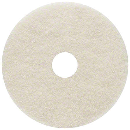 Scrubble® Type 42 Beige Poly Thermal Floor Pad - 21""