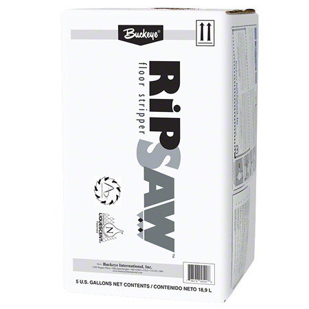 Buckeye® RipSaw® Floor Stripper - 5 Gal. Action Pac
