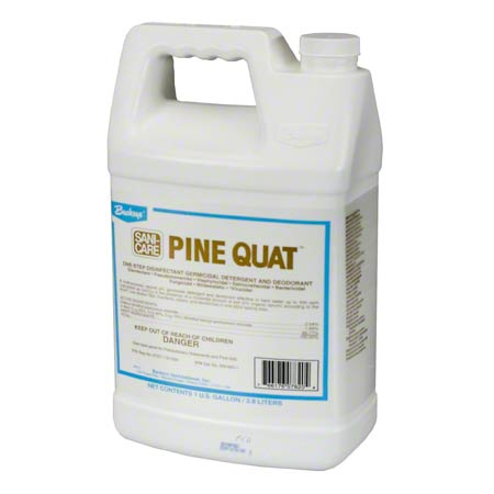 Buckeye® Sanicare Pine Quat™ Disinfectant Cleaner-Gal.