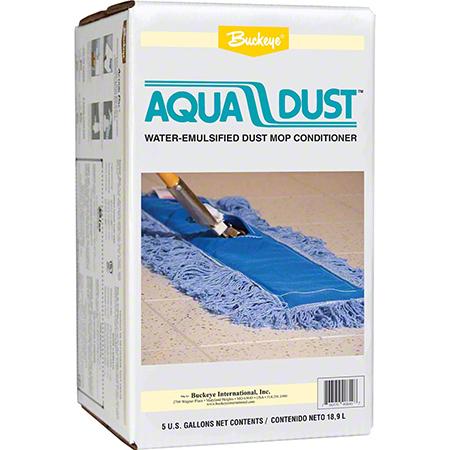 Buckeye® Aqua Dust™ Dust Mop Conditioner - Gal.