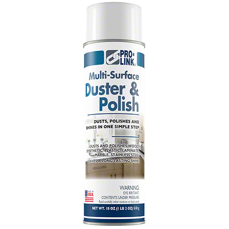 PRO-LINK® Multi-Surface Cleaner & Polish - 18 oz. Net Wt.