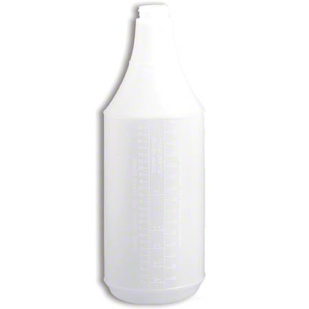 Tolco® 32 oz. Round Plastic Bottle