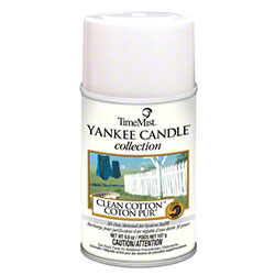 TimeMist® Yankee Candle Collection - Clean Cotton®