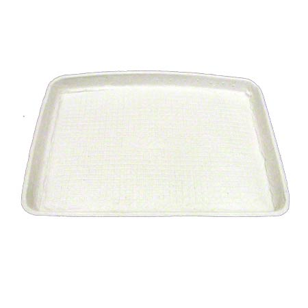 "TRAY FIBER 12""X16"" WHT 200/CS FALL"