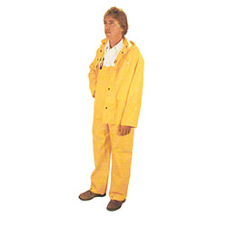 Boss® 3 Piece Suit - Large, Yellow