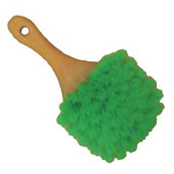 Better Brush Soft Green Flagged Poly Vehicle Utility Brush