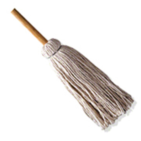 LaFitte Snow White Polyester Stick Mop - #24