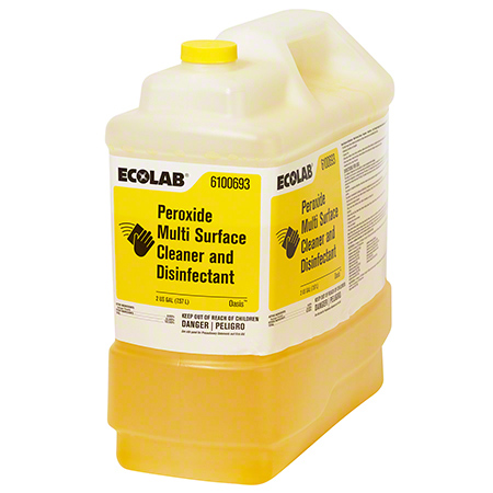 Ecolab® Peroxide Multi-Surface Cleaner & Disinfectant