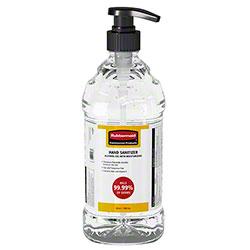 Rubbermaid® Alcohol-Based Hand Sanitizer Gel - 64 oz.