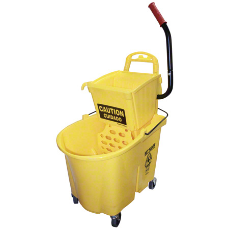 Impact® Yellow Sidepress Combo w/Bucket
