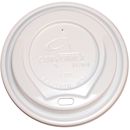 Convermex® Gourmete Lid for 12/16/20/24 oz. Cup