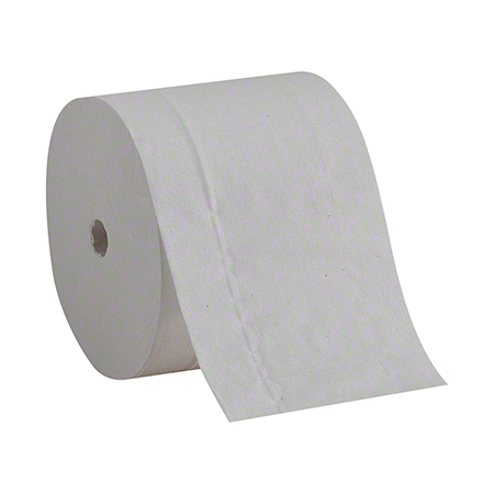 "GP Compact® Coreless 2 Ply Toilet Paper - 3.85"" x 4.05"""