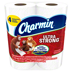 "P&G Charmin® Ultra Strong™ Bathroom Tissue-4.0"" x 4.27"""