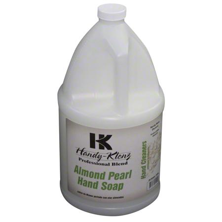Handy-Klenz Almond Pearl Hand Soap - Gal.