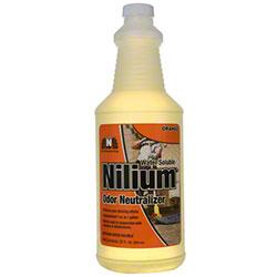 Nilodor® Nilium™ Water Soluble Deodorizer - Orange, Qt.
