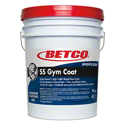 Betco® SS Gym Coat High Traffic Wood Floor Finish