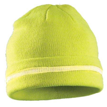 OccuNomix Hi-Viz Reflective Cap - Yellow