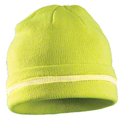 OccuNomix Hi-Viz Reflective Cap - Yellow