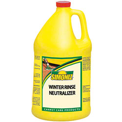 Simoniz® Winter Rinse Neutralizer - Gal.