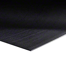 M + A Matting Sure Tread™ V-Groove - Black