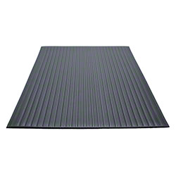 Guardian Air Step Black Anti-Fatigue Mat - 2' x 3'