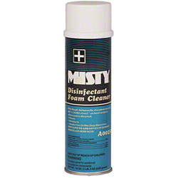 Misty® Foam Disinfectant Cleaner - 19 oz. Net Wt.