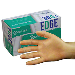 AmerCare® Edge Powdered Vinyl Glove - Large