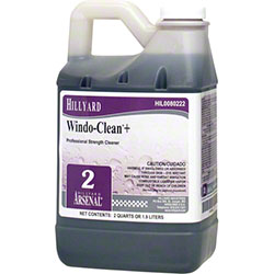 Hillyard Arsenal® Windo-Clean®+ - 1/2 Gal.