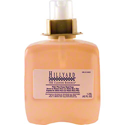 Hillyard Pink Plus Lotion Soap - 1250 mL Foam