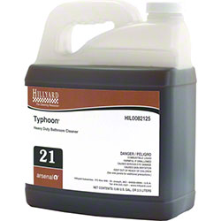 Hillyard Arsenal® 1 #21 Typhoon® Bathroom Cleaner - 2.5L