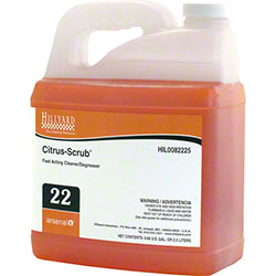 Hillyard Arsenal® 1 #22 Citrus-Scrub® Cleaner - 2.5 L