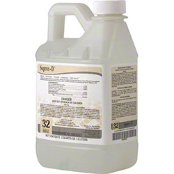 Hillyard Arsenal® #32 Suprox-D™ Disinfectant - 1/2 Gal.