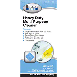 Hillyard M.C.P. Multi-Purpose Cleaner & Polish - 19 oz. Can